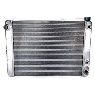 "Big End Performance® - Aluminum Racing Radiator, 28"" x 16"" x 3"""
