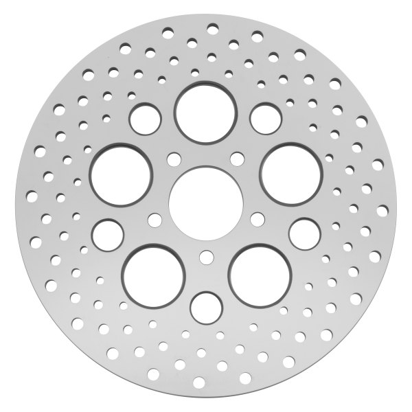 Biker's Choice® - Mirror Polished Front Brake Rotor