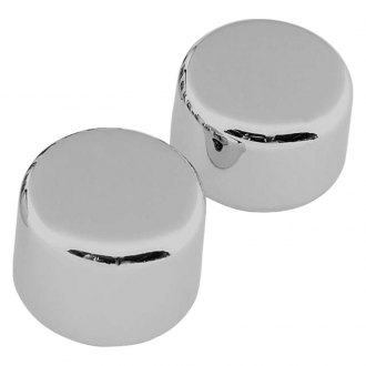 Biker's Choice® - Rear Custom Axle Cap Set