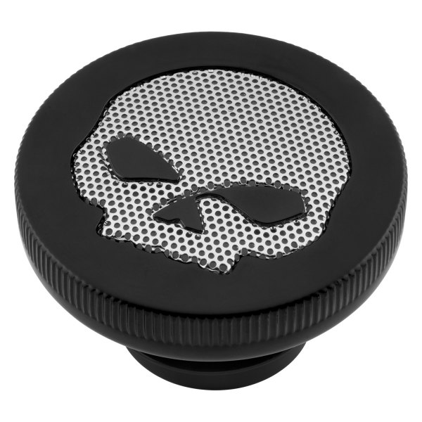 Biker's Choice® - Gas Cap with Skull Screen