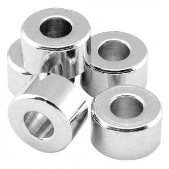 Biker's Choice® - Midwest Acorn Nut™ Chrome-Plated Spacers