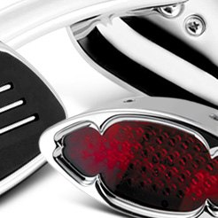 Biker's Choice® - Oval LED Tail Light