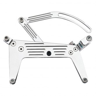 Billet Specialties® - A/C Compressor Bracket Kit