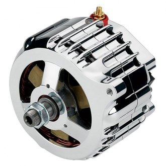 Billet Specialties® - Billet Casing Alternator