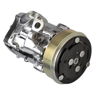 Billet Specialties® - A/C Compressor