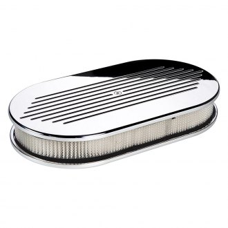 Billet Specialties® - Large Oval Air Cleaner