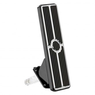 Billet Specialties® - Floor Mount Gas Pedal Assembly