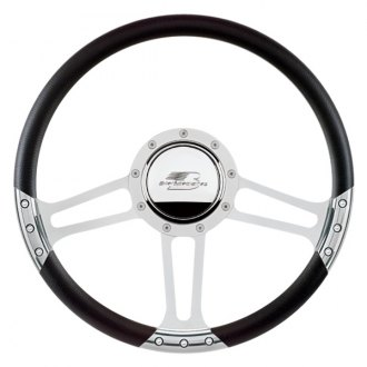 "Billet Specialties® - 14"" Select Edition Series Draft Style Steering Wheel"