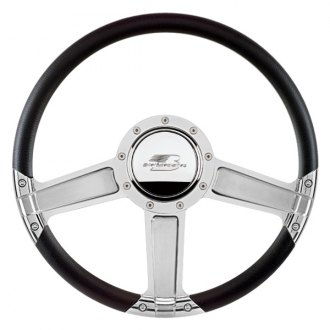 "Billet Specialties® - 14"" Select Edition Series Throttle Style Steering Wheel"