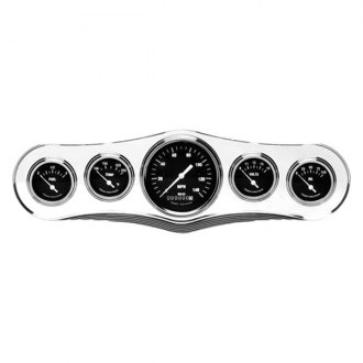 Billet Specialties® - 5 Holes Trim Style Dash Panel