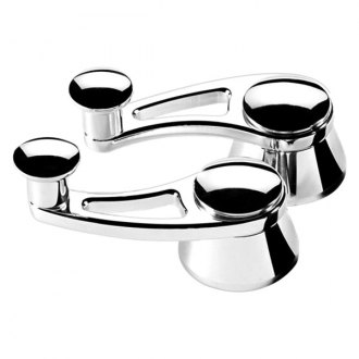 Billet Specialties® - Traditional Polished Vent Window Cranks