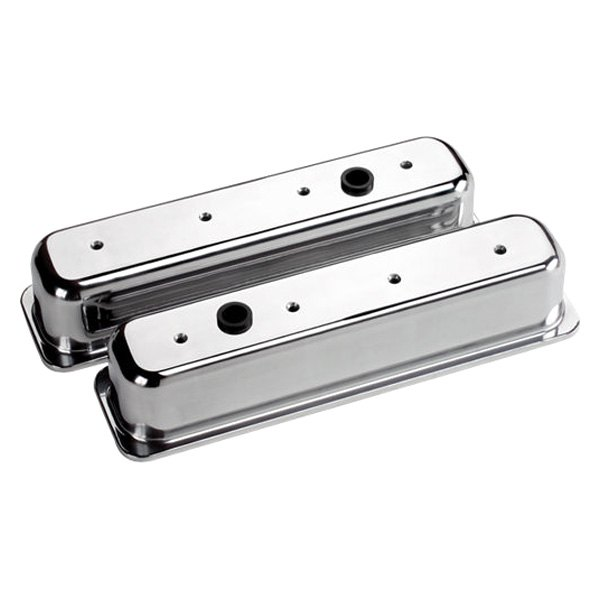 Billet Specialties® - Tall Center Bolt Valve Covers