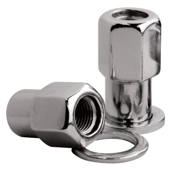Billet Specialties® - Open End Shank Seat Lug Nut Set