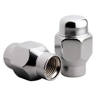 Billet Specialties® - Closed End Conical Seat Lug Nut Set, 12 mm-1.5 mm Thread