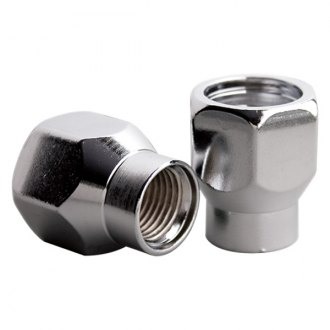 Billet Specialties® - Open End Conical Seat Lug Nut Set
