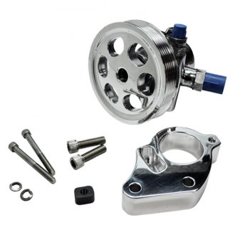 "Billet Specialties® - 6"" Power Steering Pulley"
