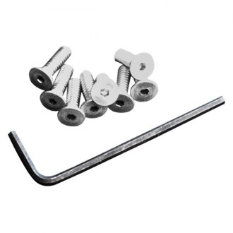 Billet Specialties® - Wire Loom Screw Kit with Wrench