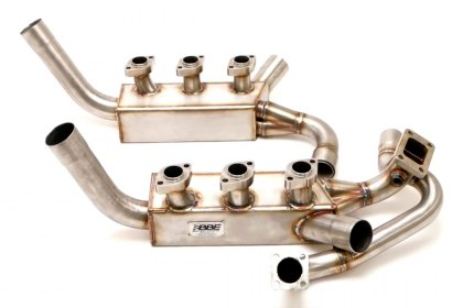 Billy Boat Exhaust® Porsche 930 Headers Built in 2 Min (HD)