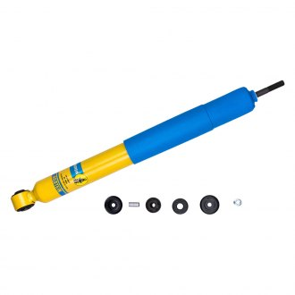 Bilstein® - B6 4600 Series Front Driver or Passenger Side Standard Monotube Smooth Body Shock Absorber