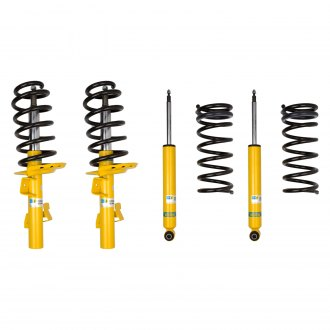 "Bilstein® - 1"" x 1"" B12 Series Pro-Kit Front and Rear Lowering Kit"
