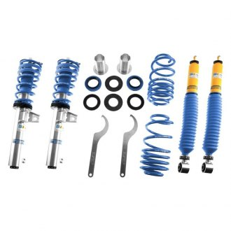 "Bilstein® - 0.8""-1.2"" x 0.4""-1.2"" B16 Series PSS10 Front and Rear Lowering Coilover Kit"