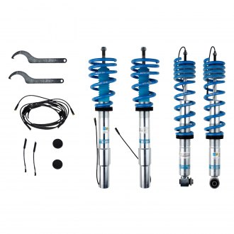 "Bilstein® - 0.6""-1.4"" x 0.6""-1.4"" B16 Series DampTronic™ Front and Rear Lowering Coilover Kit"