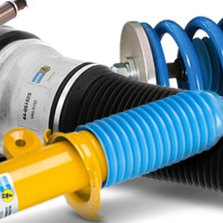 Bilstein® - B4 Series Replacement Front Passenger Side Air Spring