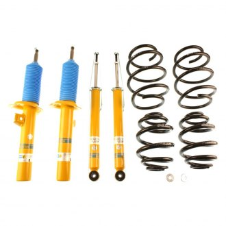 "Bilstein® - 0.8"" x 0.4"" B12 Series Pro-Kit Front and Rear Lowering Kit"