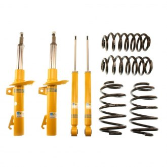 "Bilstein® - 1.2"" x 1.2"" B12 Series Pro-Kit Front and Rear Lowering Kit"