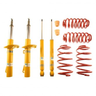 "Bilstein® - 0.8""-1"" x 0.8"" B12 Series Sportline Front and Rear Lowering Kit"