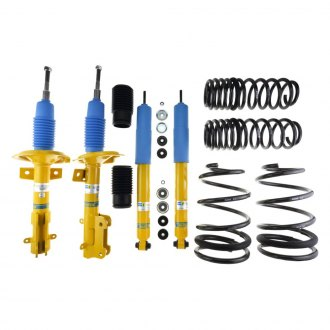 "Bilstein® - 1"" x 1.2"" B12 Series Pro-Kit Front and Rear Lowering Kit"