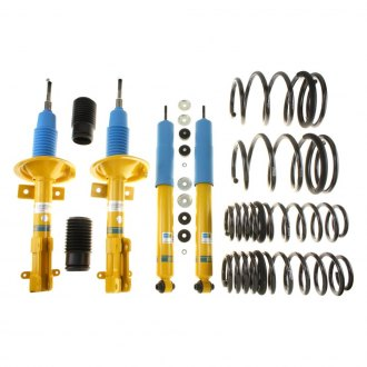 "Bilstein® - 1.4"" x 1.5"" B12 Series Pro-Kit Front and Rear Lowering Kit"