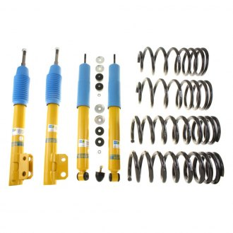 Bilstein® - B12 Series Pro-Kit Front and Rear Lowering Kit