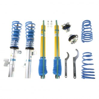 "Bilstein® - 0.8""-1.6"" x 0.8""-1.6"" B14 Series Front and Rear Lowering Coilover Kit"