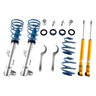 "Bilstein® - 1.4""-2.2"" x 0.8""-1.6"" B14 Series Front and Rear Lowering Coilovers"