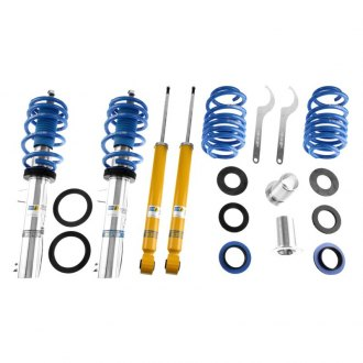 "Bilstein® - 0.8""-1.6"" x 0.8""-1.6"" B14 Series Front and Rear Lowering Coilovers"