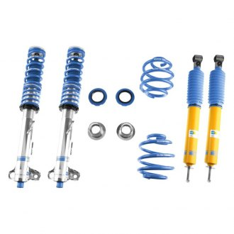 "Bilstein® - 1.2""-2"" x 0.8""-1.6"" B16 Series PSS9 Front and Rear Lowering Coilovers"