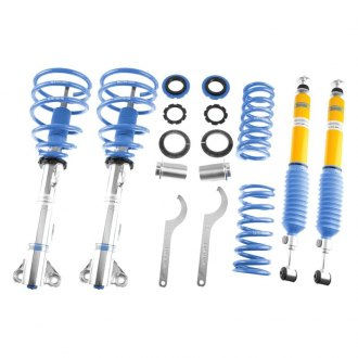 "Bilstein® - 1.2""-2.0"" B16 Series PSS9 Front and Rear Lowering Adjustable Coilovers"