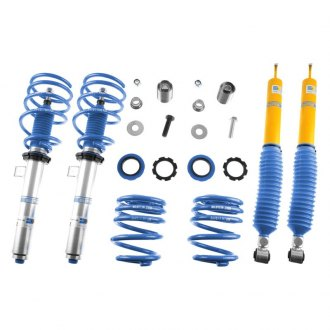 "Bilstein® - 1.0""-1.8"" B16 Series PSS9 Front and Rear Lowering Adjustable Coilovers"