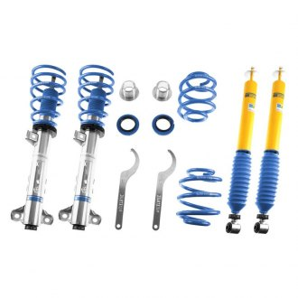 "Bilstein® - 0.4""-1.2"" B16 Series PSS10 Front and Rear Lowering Adjustable Coilovers"