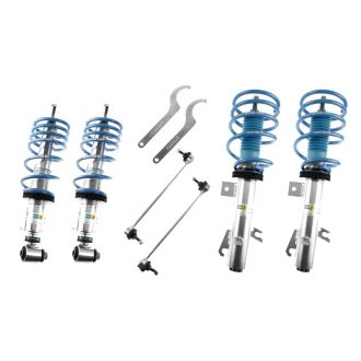"Bilstein® - 1.2""-2"" x 1.2""-2"" B16 Series PSS10 Front and Rear Lowering Coilover Kit"