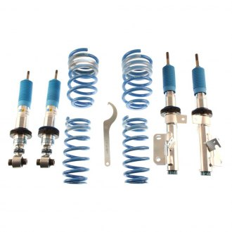 Bilstein® - B16 Series PSS10 Front and Rear Lowering Coilovers