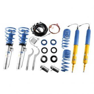 Bilstein® - B16 Series Ridecontrol™ Front and Rear Lowering Coilovers