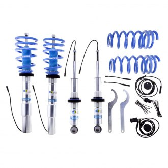 "Bilstein® - 0.4""-1.2"" B16 Series DampTronic™ Front and Rear Lowering Adjustable Coilovers"