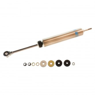 Bilstein® - M 7100 Classic Series Driver or Passenger Side Monotube Smooth Body Shock Absorber