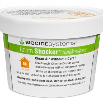 Biocide Systems® - Room Shocker™ Odor Eliminator