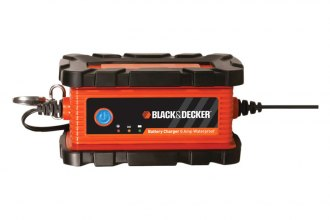Black & Decker® - 6 Amp Waterproof Battery Charger and Maintainer
