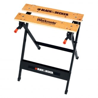 Black & Decker® - Workmate™ 350 lbs Portable Project Center and Vise