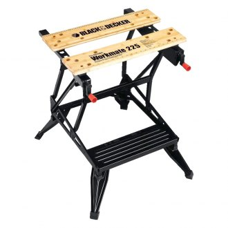Black & Decker® - Workmate™ 450 lbs Portable Project Center and Vise