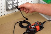 Black & Decker® - Battery Maintainer / Trickle Charger